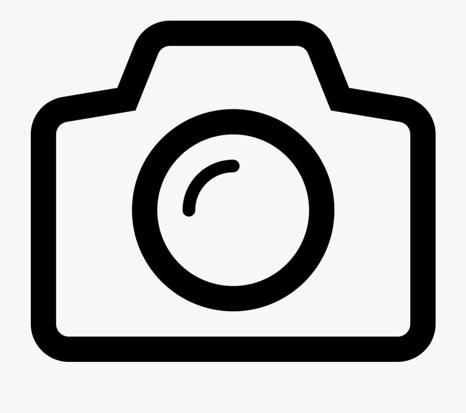 Camera outline png.