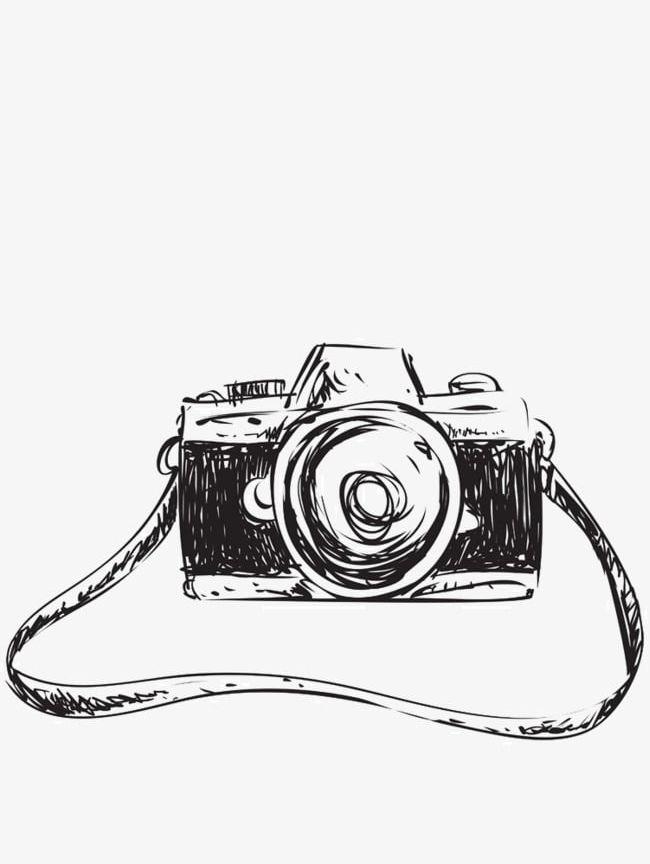 Sketch camera creative.