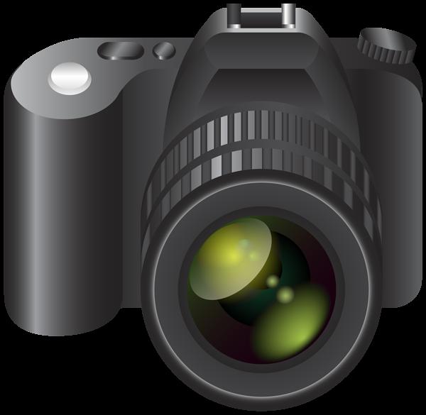 Camera Transparent Clip Art Image