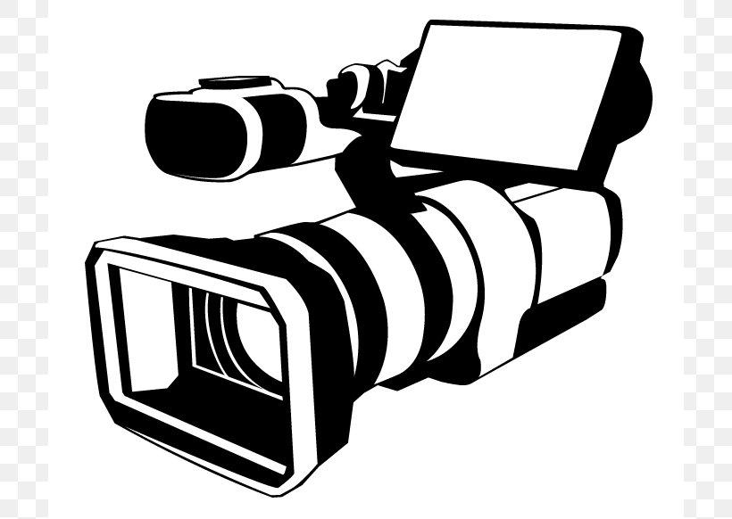 Video camera logo.
