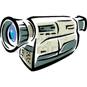 A Video Camera clipart