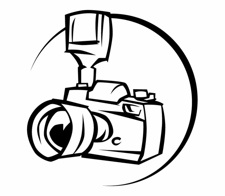 Camera Clipart Wedding