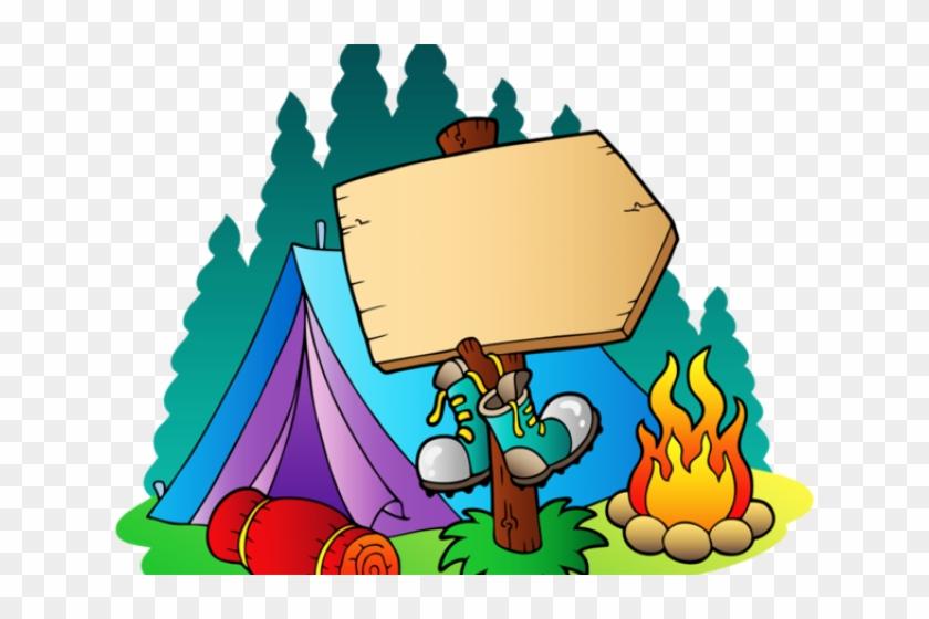 Camping clipart disney.