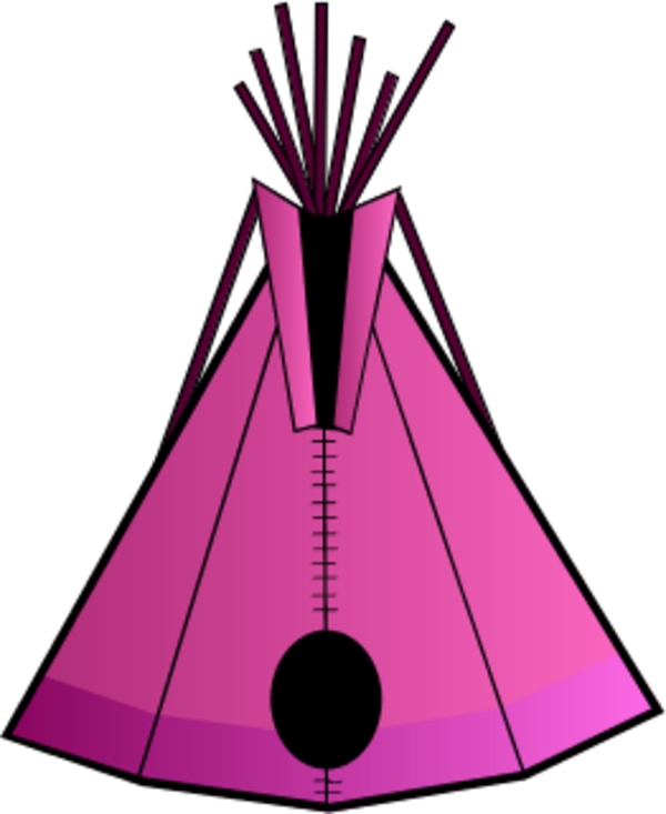 Pink clipart camping, Pink camping Transparent FREE for
