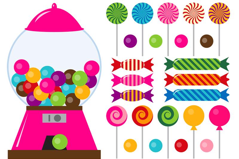 Candyland clip art.