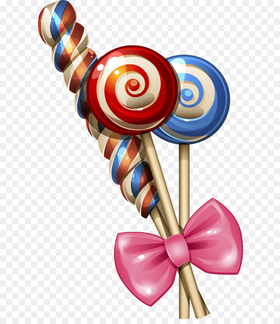 Lollipop cartoon clipart.