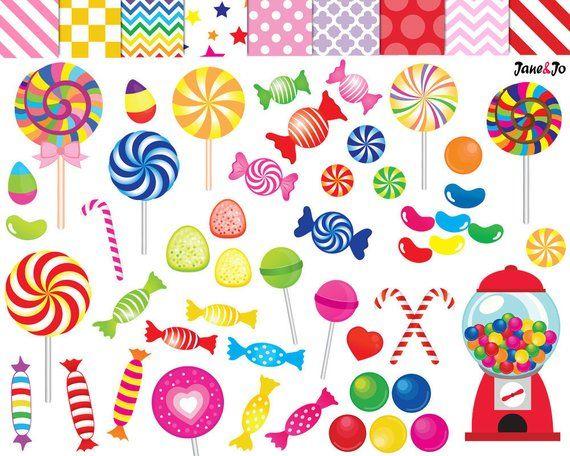 Candy clipartcandy clip.