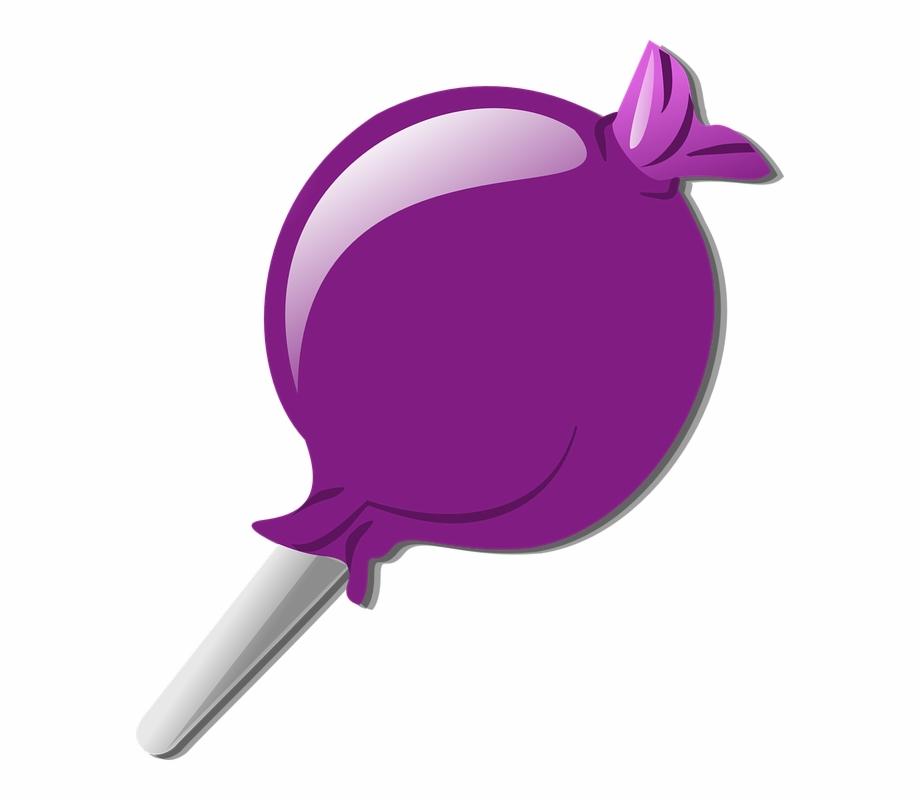 Candy lollipop sweet.
