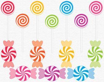 Digital candy clip.