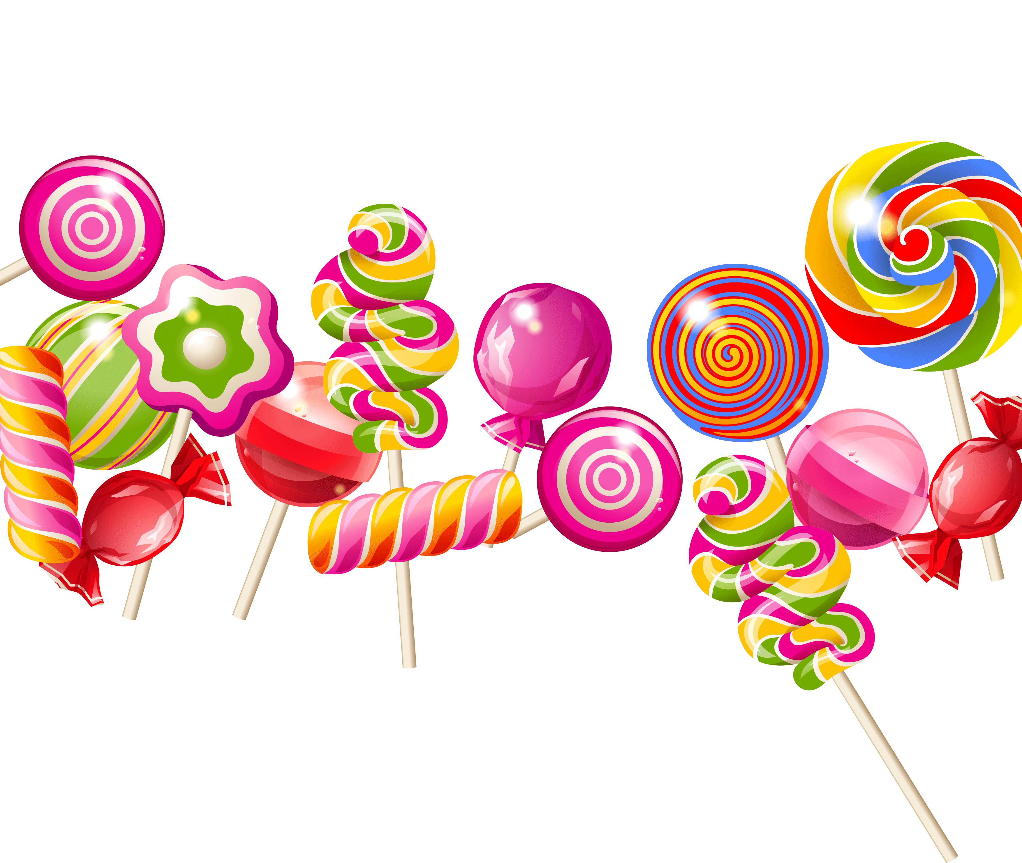 Lollipop candy sweet.
