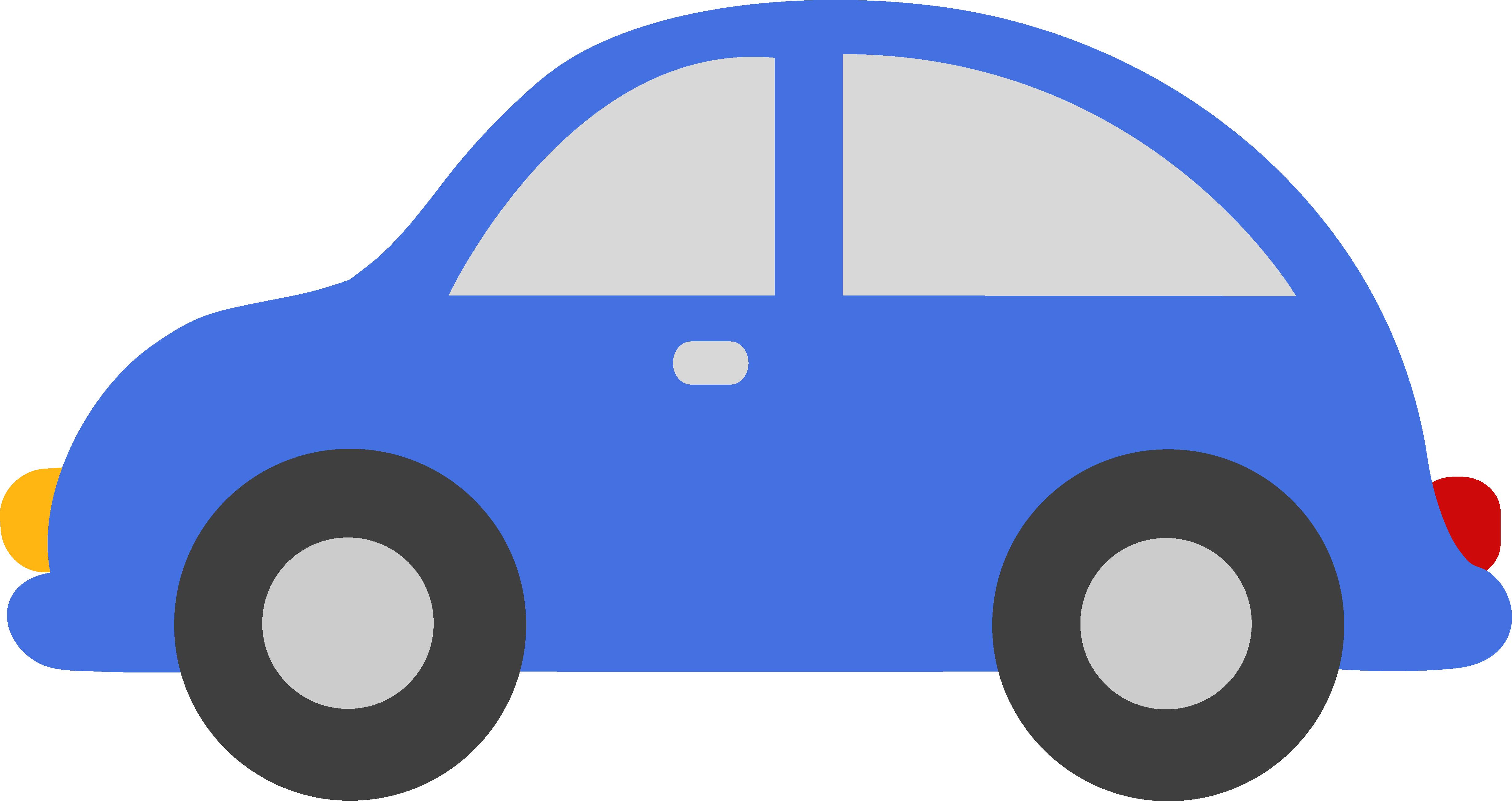 Cute Car Clip Art