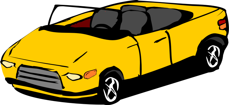 Free Convertible Car Cliparts, Download Free Clip Art, Free