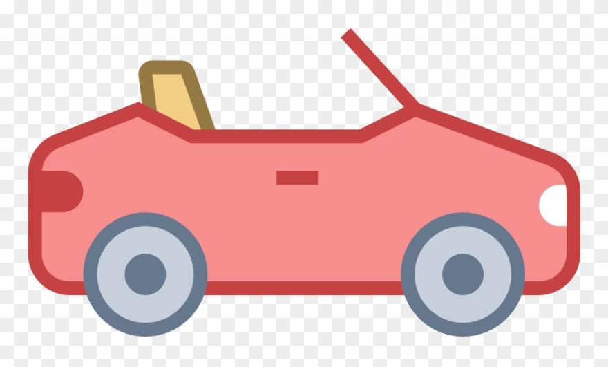 Convertible Car Cliparts