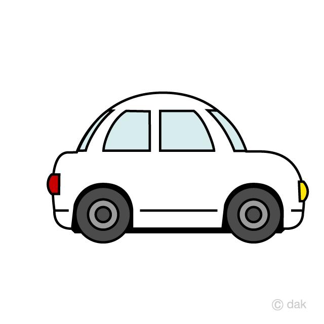 Free Cute Car Clipart Image