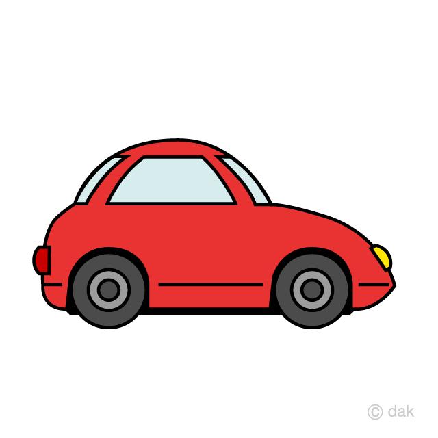 Free Cute Sports Car Clipart Image