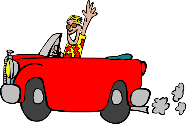 Free Driving Car Clipart, Download Free Clip Art, Free Clip