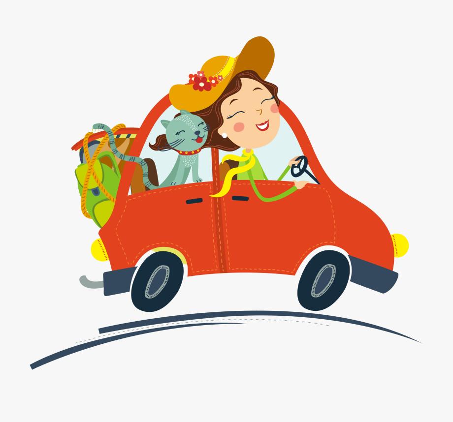 Clip Art Car Driving Clipart