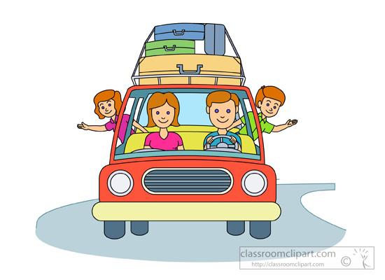 Free family travel.