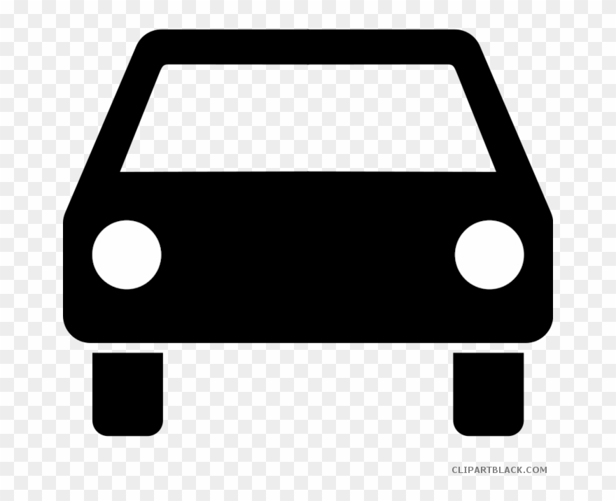 Car Front View Clipart
