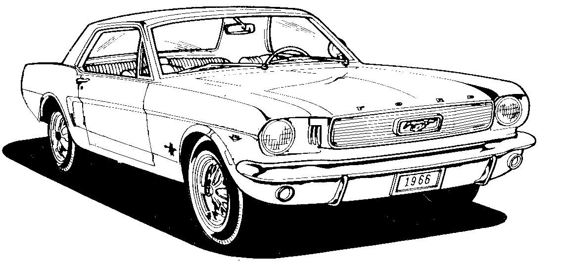 Free Mustang Cliparts, Download Free Clip Art, Free Clip Art