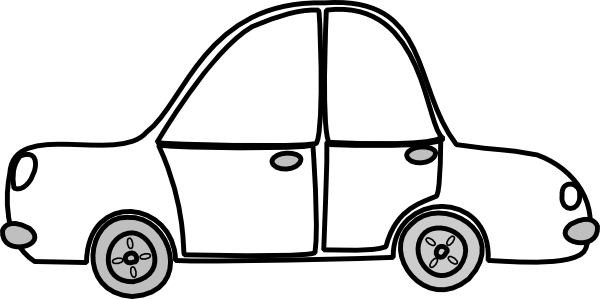 Car black and white car clipart black and white free images