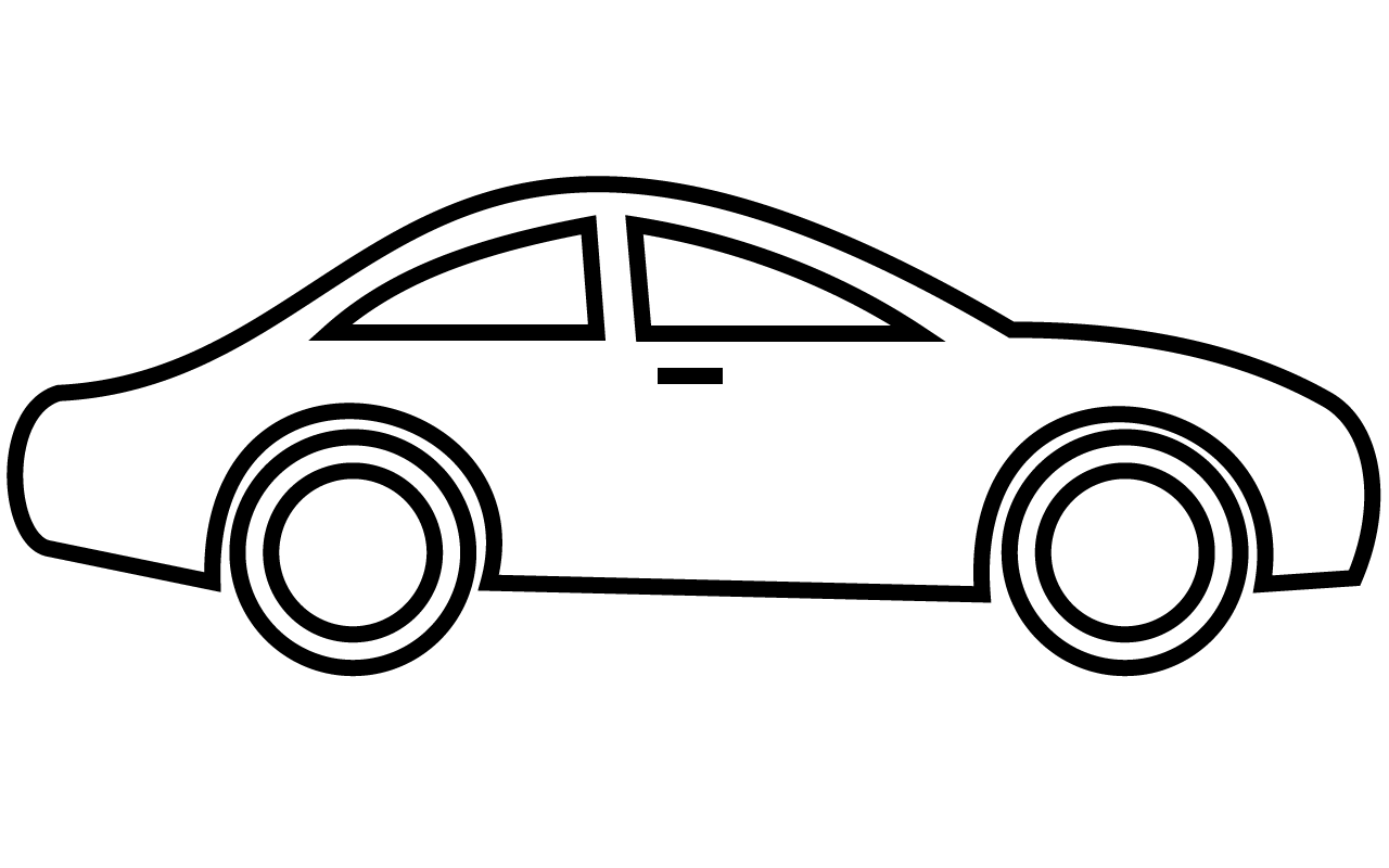 Car black and white race car clipart black and white