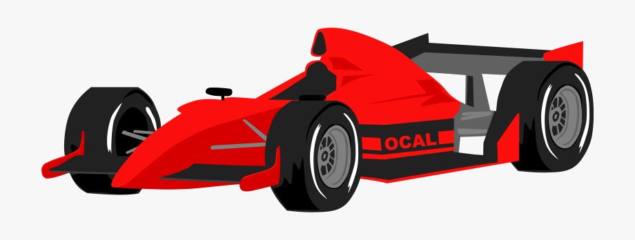 Trend animated race.