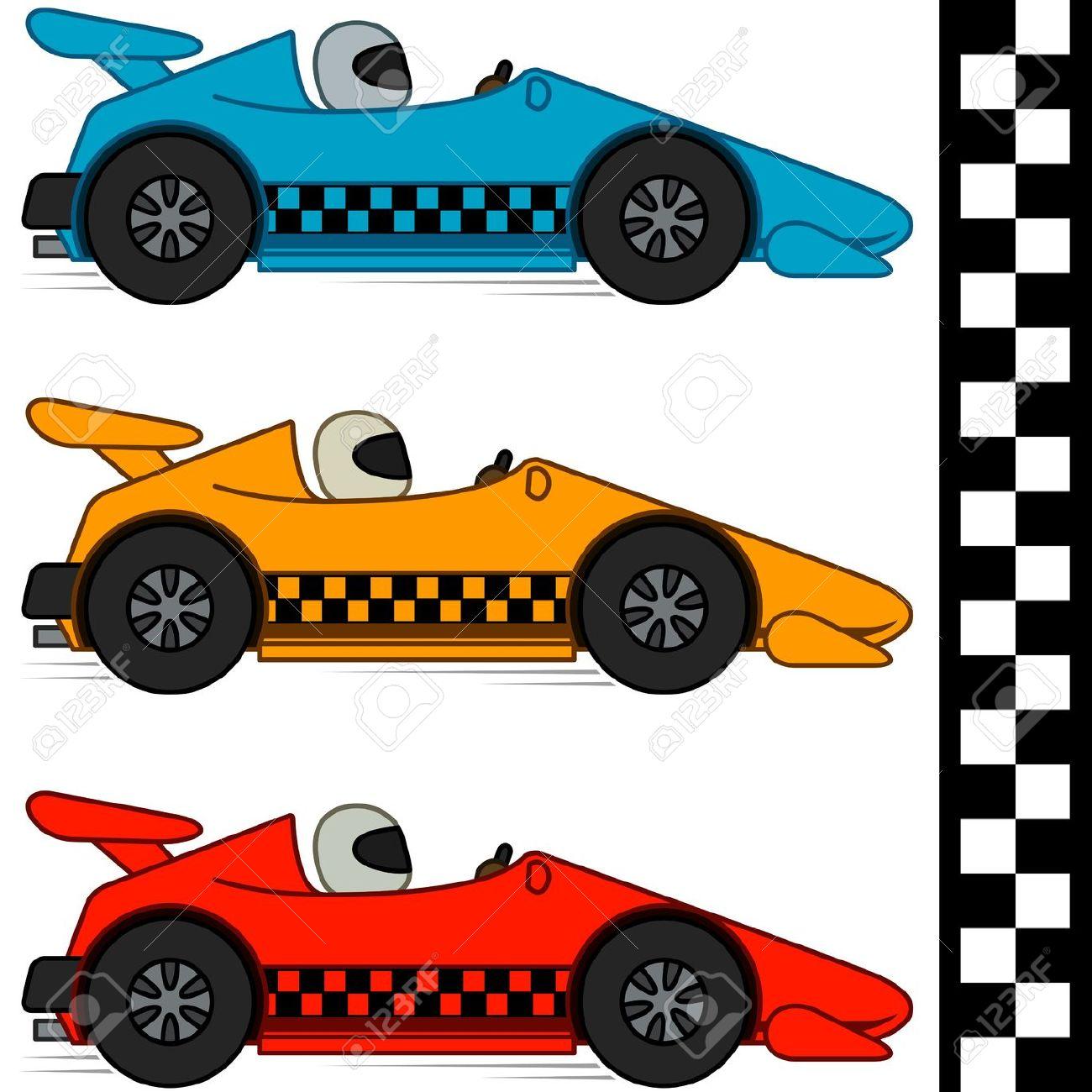 Free race car.