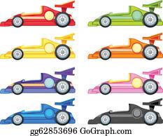 Race car clip.