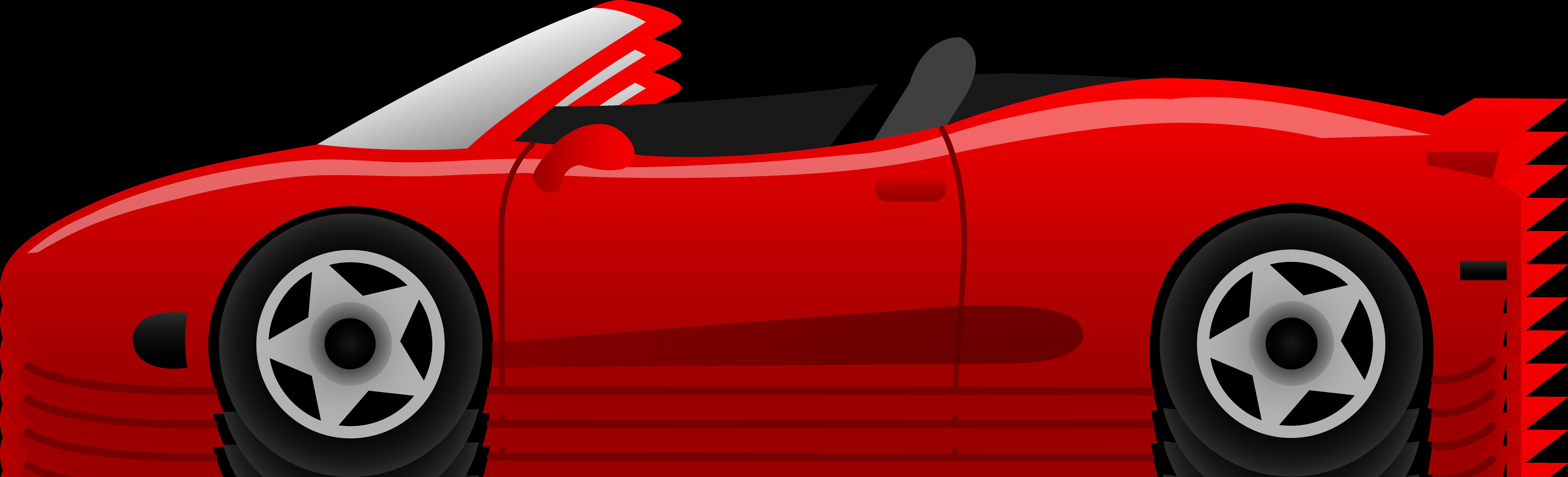 Cartoon Cars Clip Art