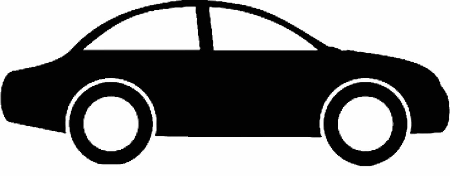 Sports car clipart side view
