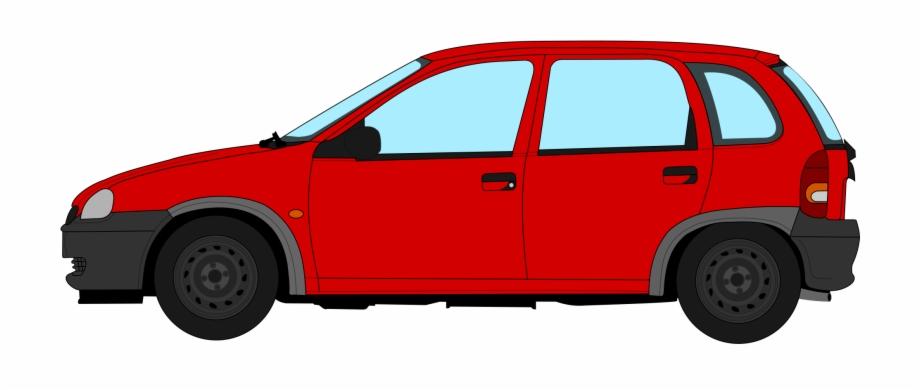 Opel Corsa B Profile