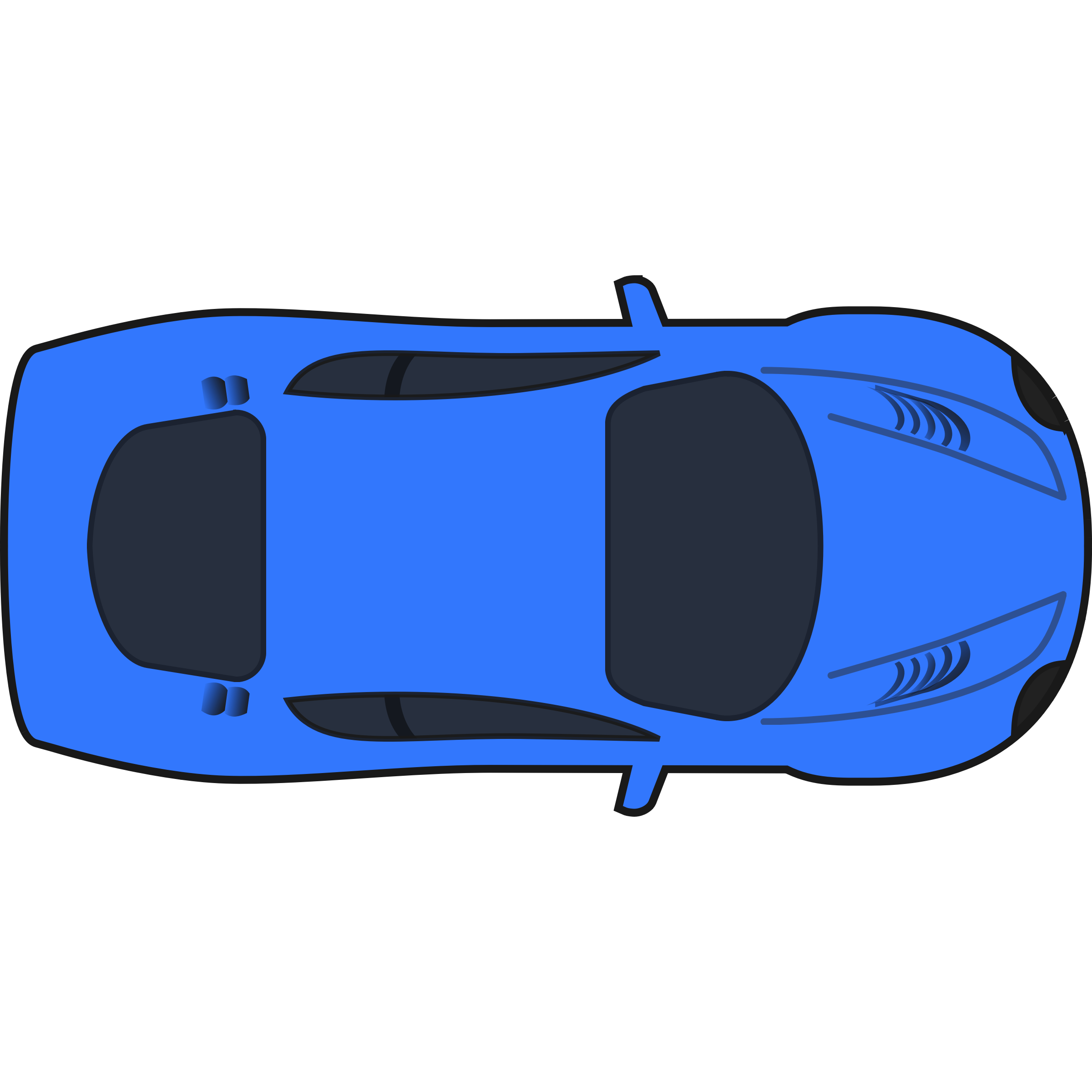 Best Car Clipart Top View