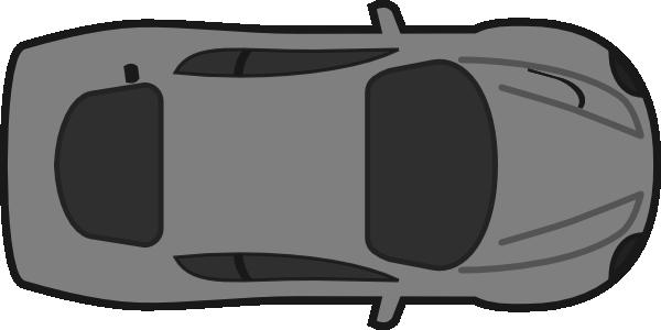 Car Top View Clip Art