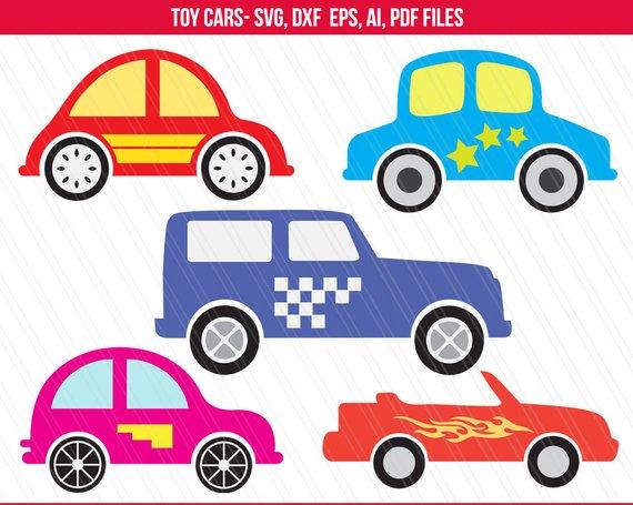 Car svg toy.
