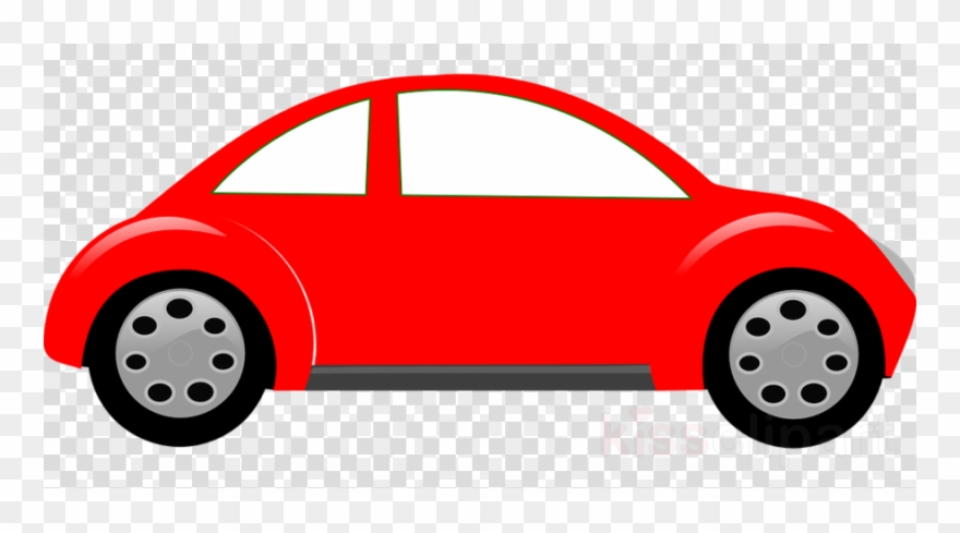 red car clipart transparent background