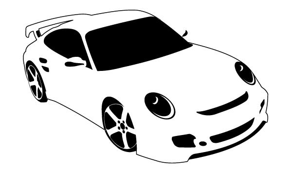 499 car clipart.
