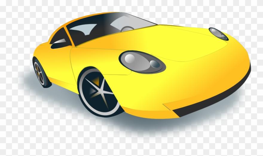 Car Clipart Clipart Yellow Car