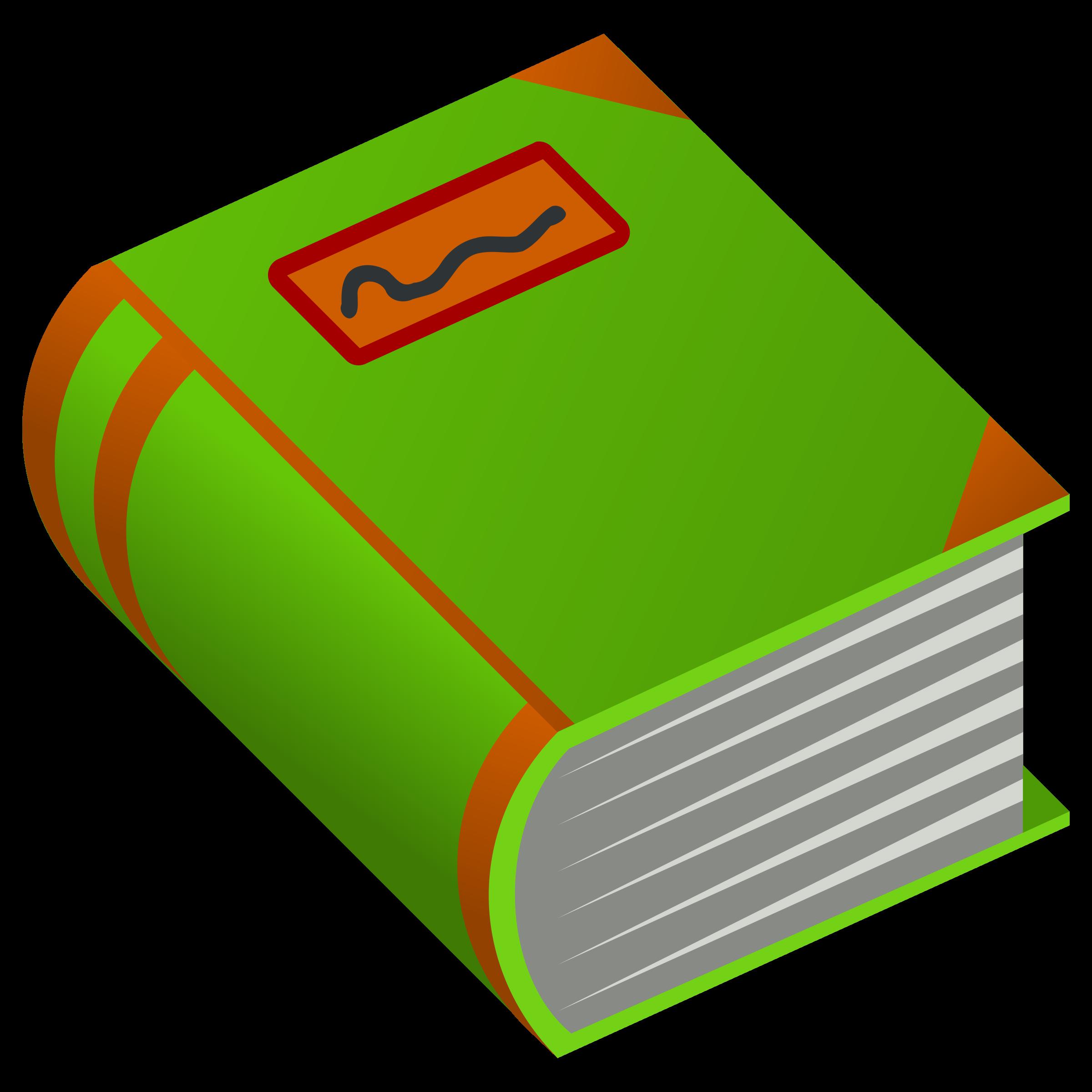 Clipart books cartoon.
