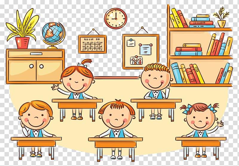 Three childrens student.