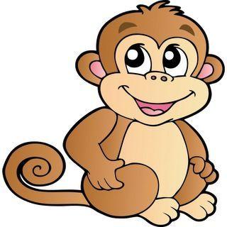 Cartoon Monkey clipart