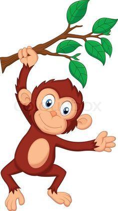 Cartoon monkey clipart pinterest. Ideas about on
