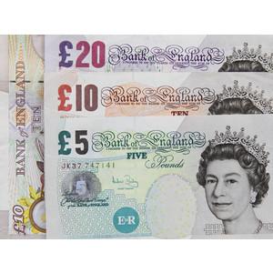 English money clipart