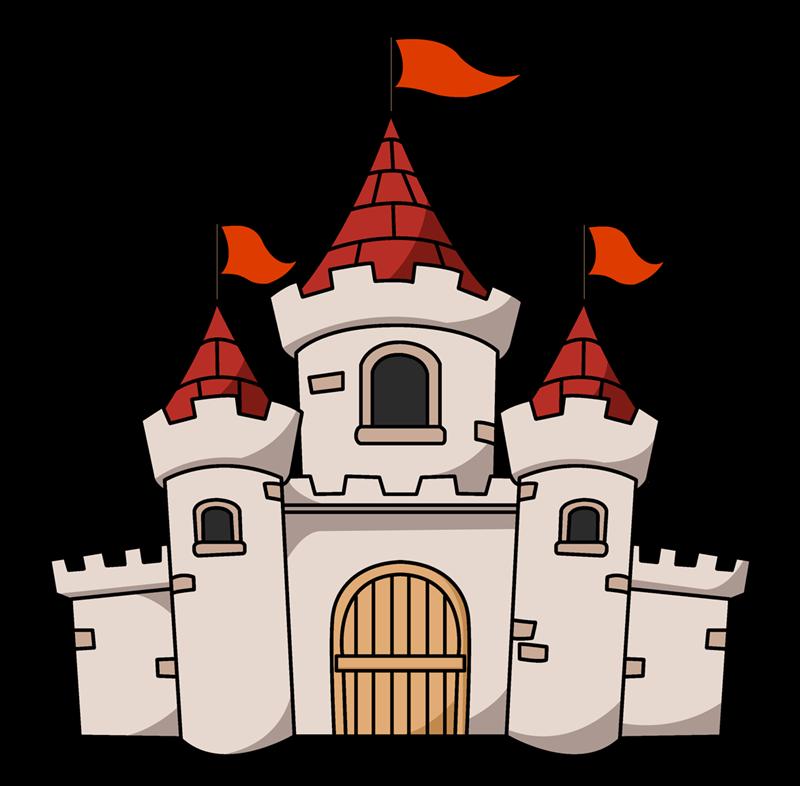 castle clipart palace