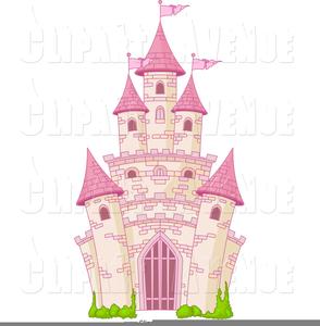 castle clipart fairy