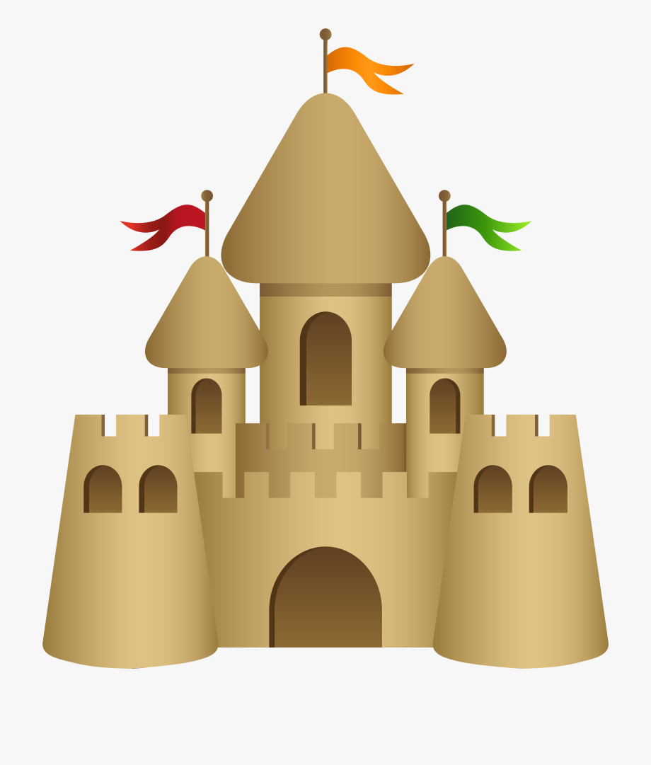 Castle clipart transparent. August sand png