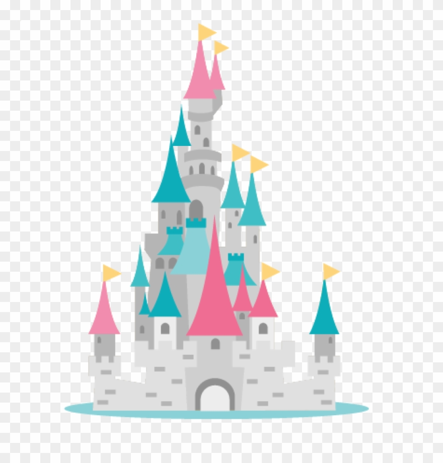 Princess castle clip.