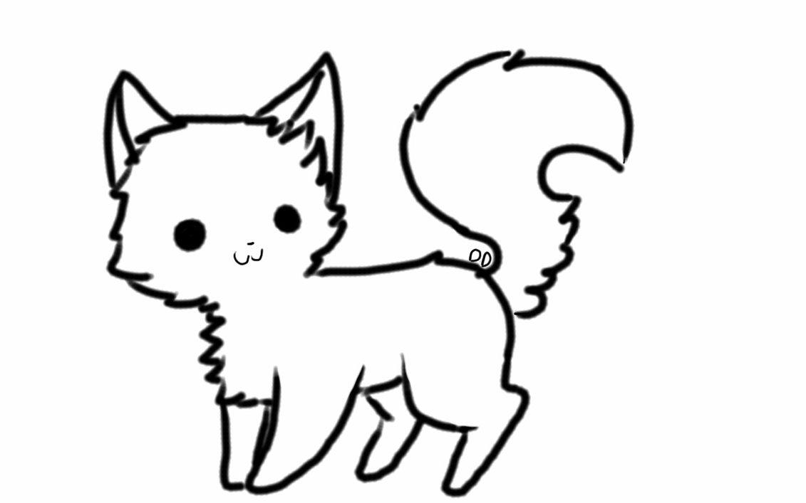 Cat clipart chibi.