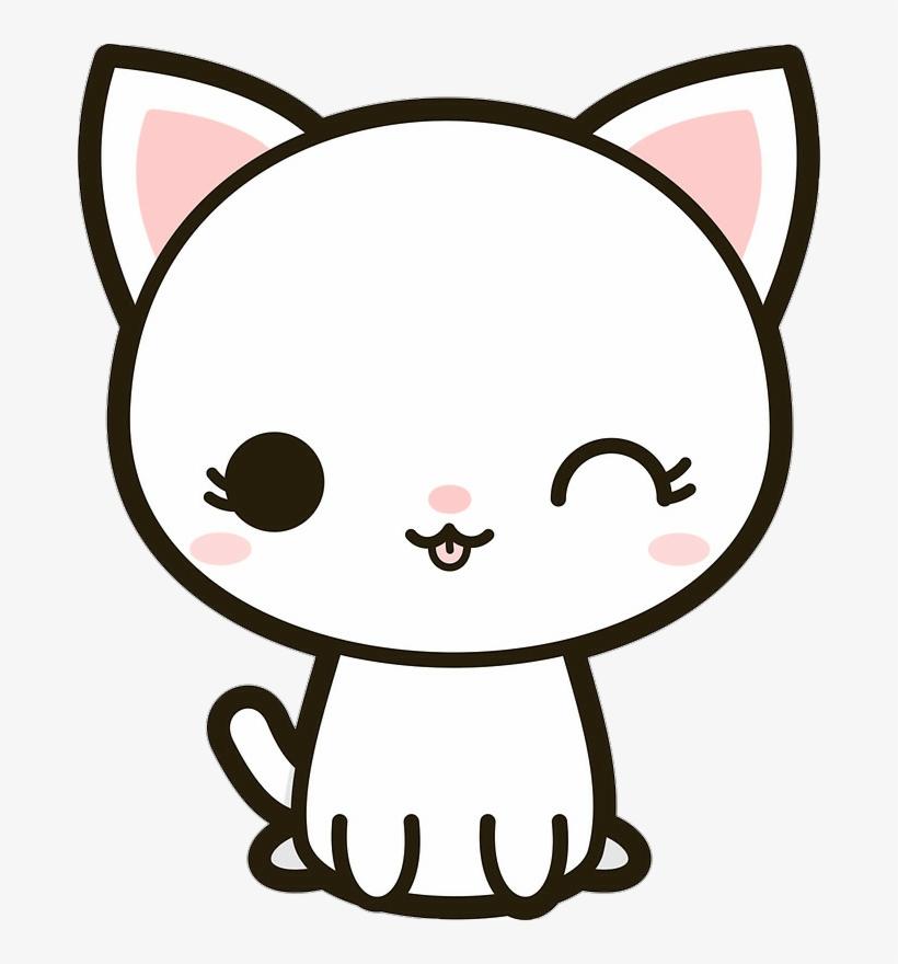 Cats clipart kawaii, Cats kawaii Transparent FREE for