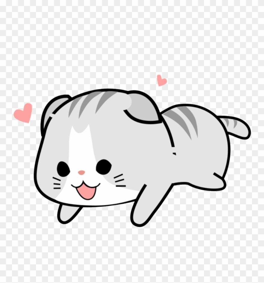 Sticker kawaii cute.